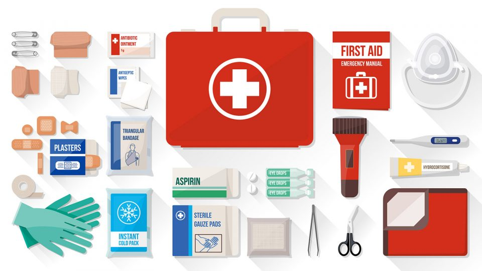 Enjoy the Exhilaration and Good Health of Singapore Running with Your First Aid Kit Nearby