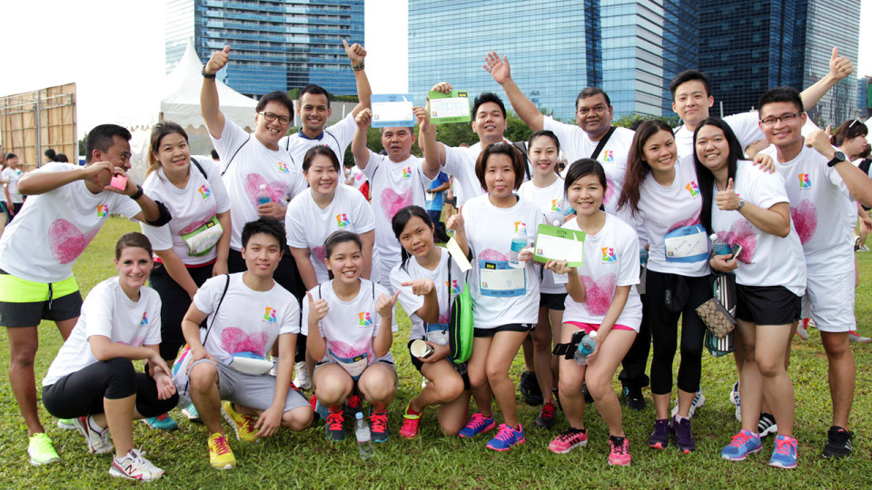 The A to Z of Running a Singapore Marathon