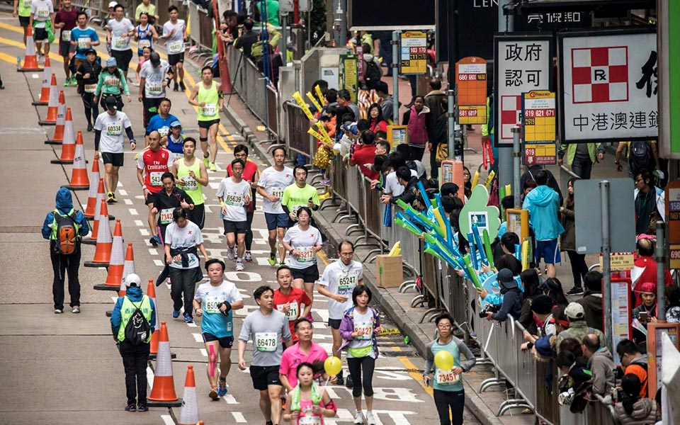 The Leading Standard Chartered Marathons Around the World