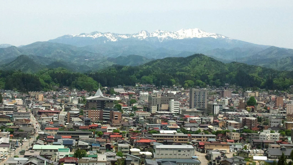 Traverse the Home of Sake with Hida Takayama Ultra Marathon