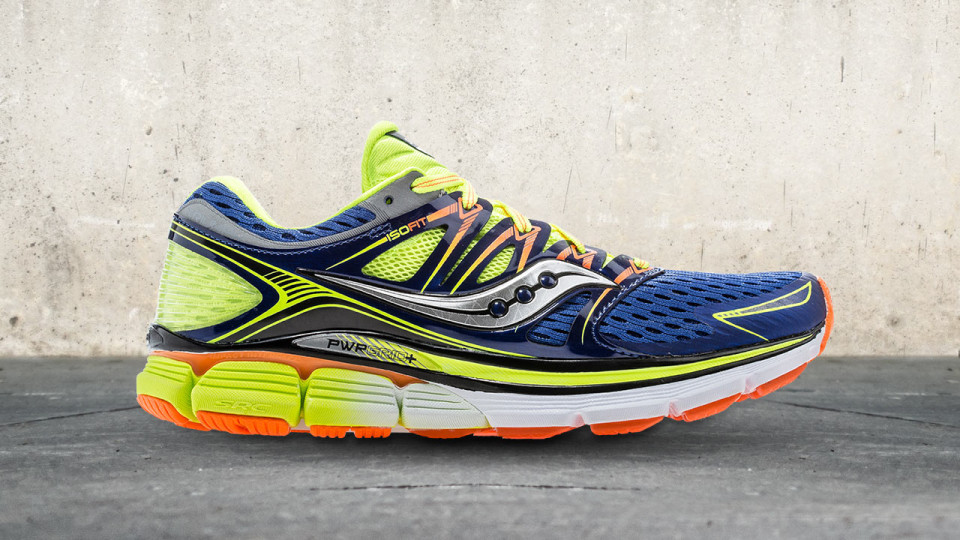 Sign Up Now to Receive 30% Discount Voucher For Saucony ISO-Triumph!
