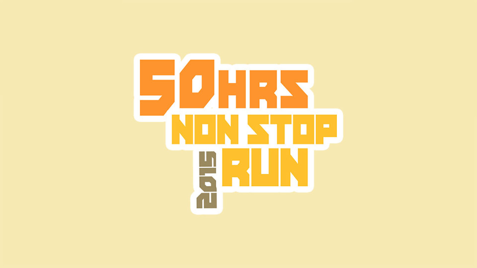 50 Hrs Non Stop Run 2015