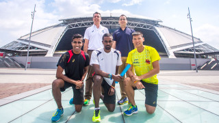 ASICS City Relay Race 2015: Singapore's 1st Night Marathon Relay