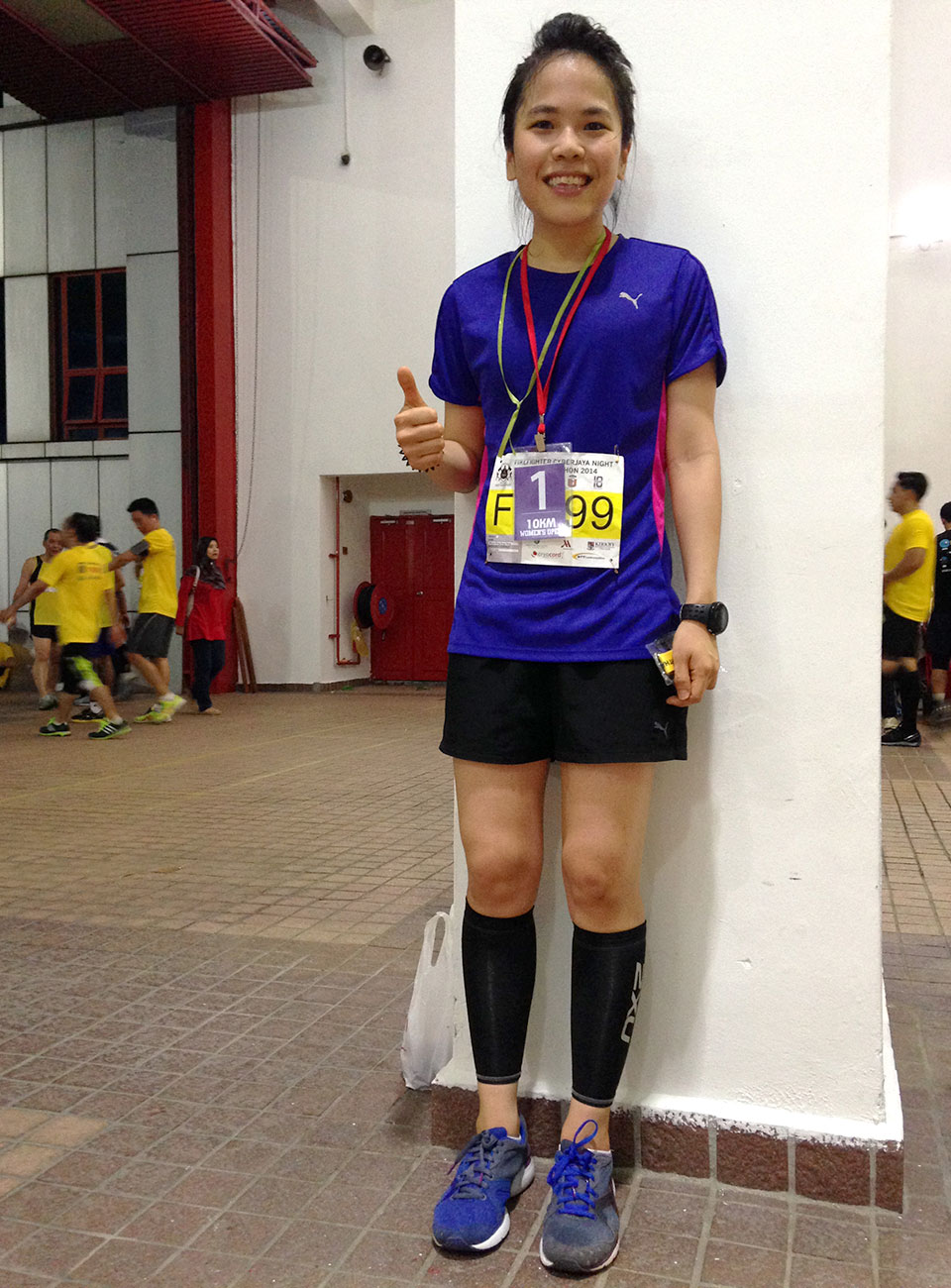 Adele Wong: This Puma Club Pacer and Leader is Nothing Short of Unstoppable!