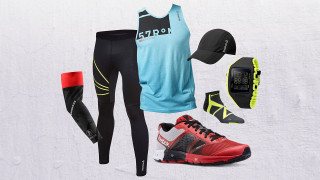 Outfit of the Week: Flashes of Colour in Reebok