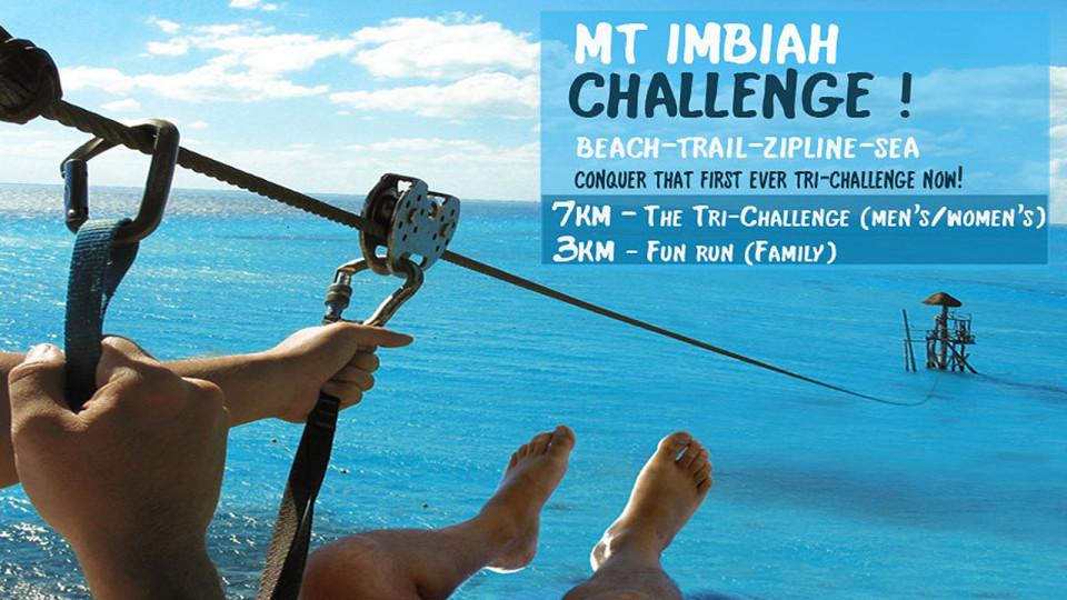 SunNUS Mount Imbiah Challenge: The Tri-Challenge 2015