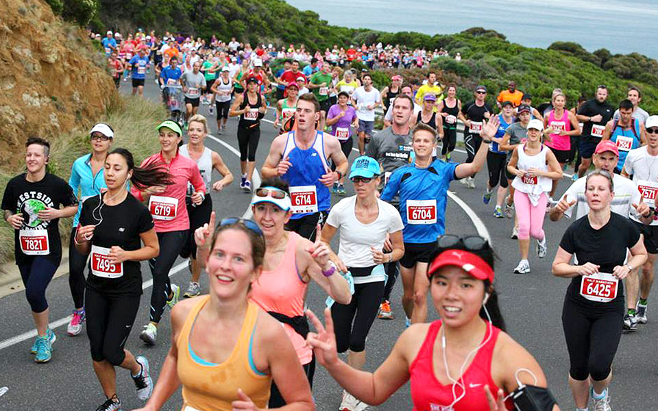 The GMHBA Great Ocean Road Marathon: A Scenic Race for All to Enjoy