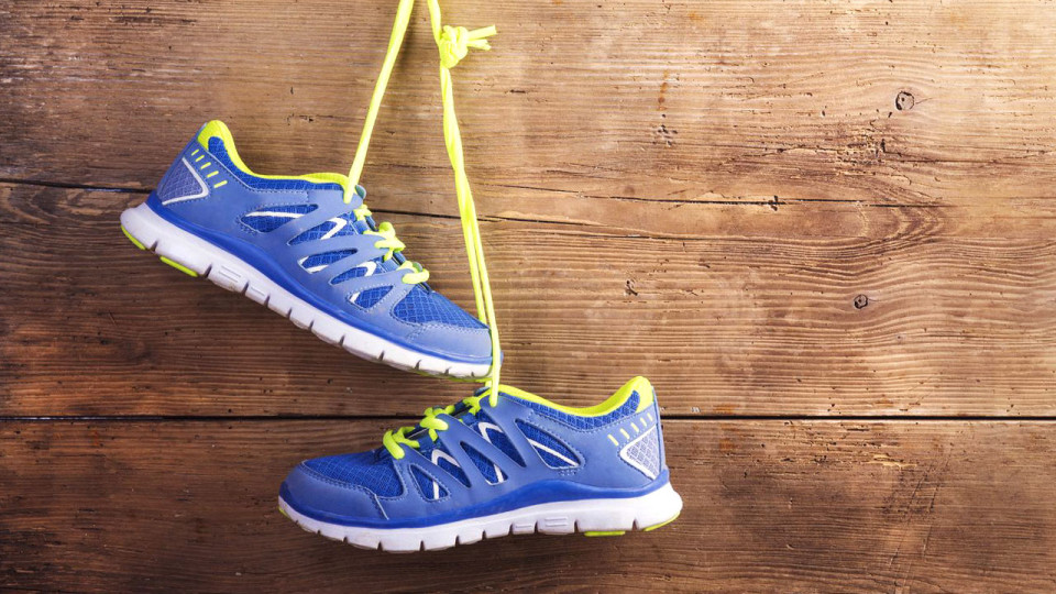 Who Says You Need Running Shoes to Win Your Race?