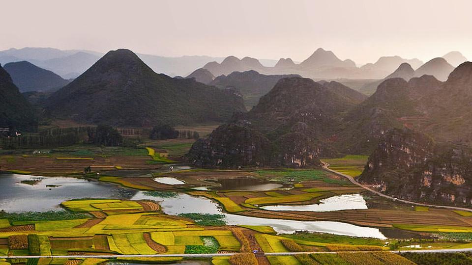 Yunnan • Qiubei International Marathon: A Breath of Fresh Air
