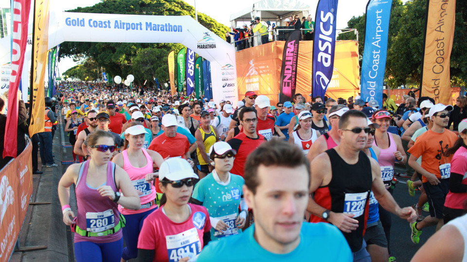 "Newly Re-themed ""Good Times"" Gold Coast Airport Marathon Requests the Pleasure of Your Company!"