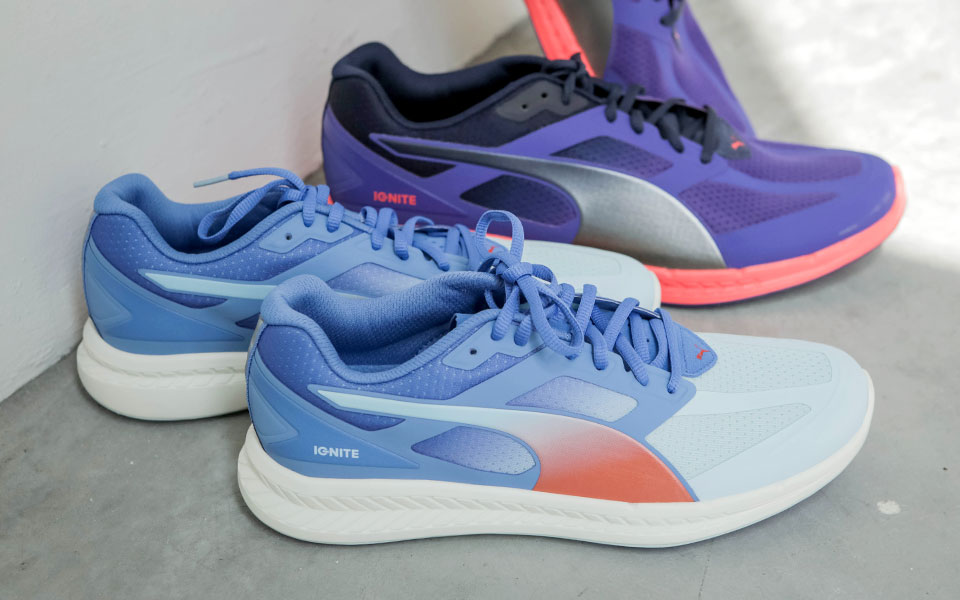4f3bb9bde5c1 PUMA IGNITE Running Shoes  How We Were Energised By These Amazing Kicks!