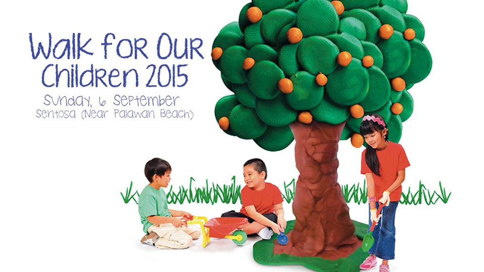 Walk for Our Children 2015