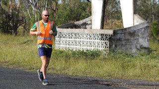 Epic 14,000 KM Record Run Around Australia