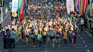 Garmin Points the Way to the 2015 and 2016 Gold Coast Airport Marathons
