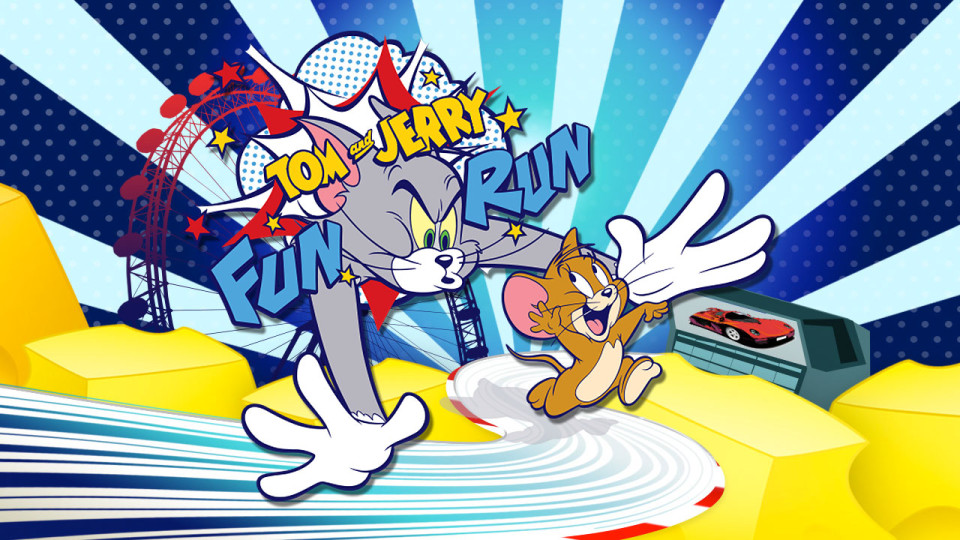 It's Time to Register for Singapore's Inaugural Tom and Jerry Fun Run 2015!