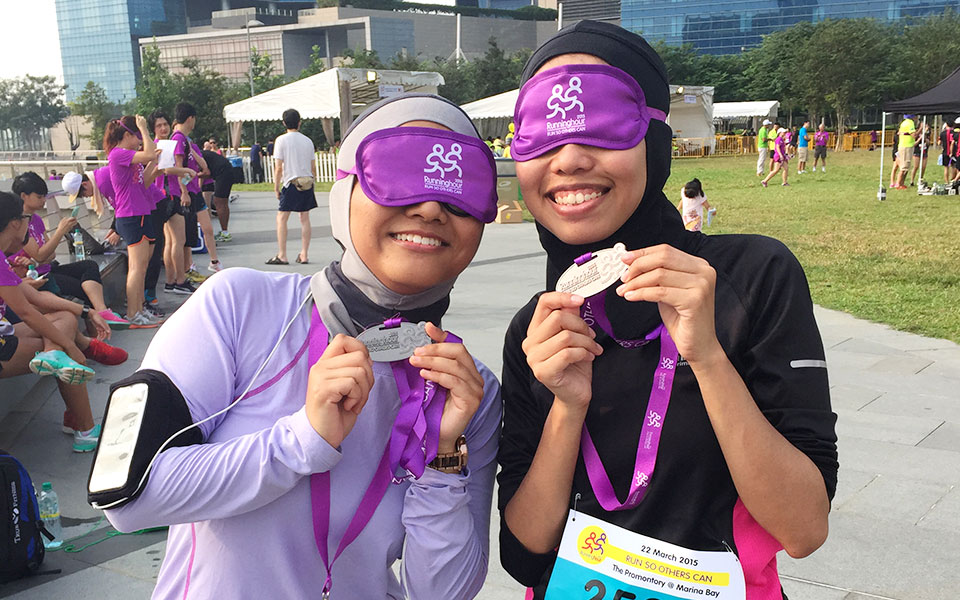 Nur Illiana Bte Mohamad Malek: A Devout Runner Whose Faith and Wisdom are Sacrosanct