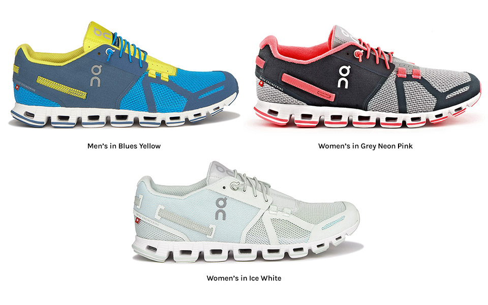 On Cloud: The World's Lightest Yet Fully Cushioned Running Shoe Comes With Fresh Colours