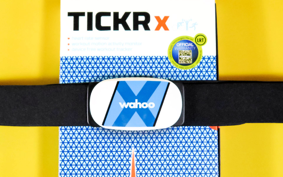 TICKR X: Interact and Remember Your Workout Effectively