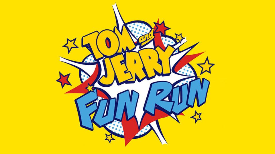 Tom & Jerry Fun Run 2015