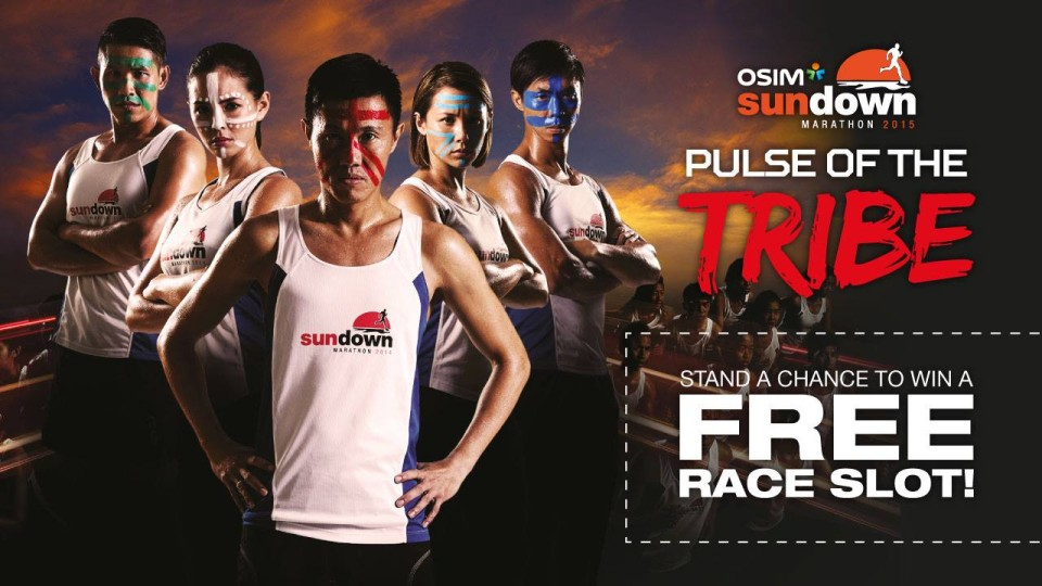 5 Sundown Marathon 2015 Race Entries Up For Grabs!