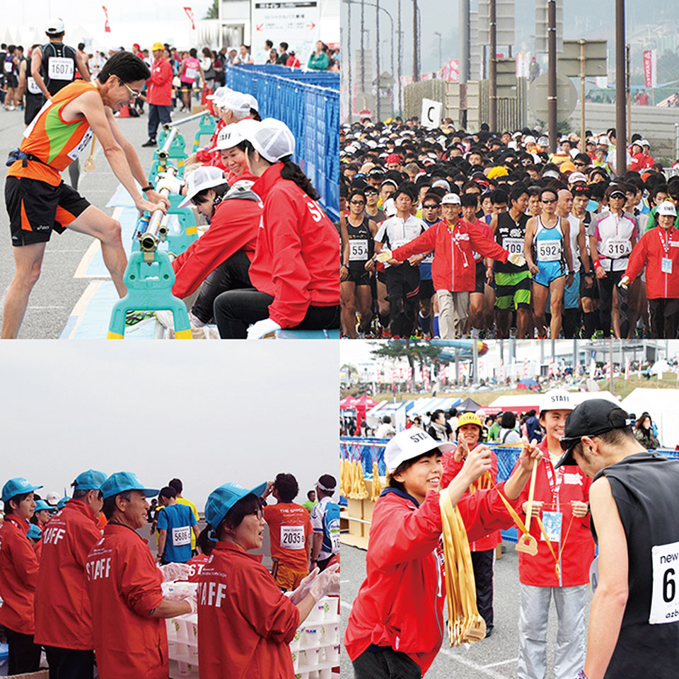 10th Shonan International Marathon: Charging Forward with the Tens of Thousands