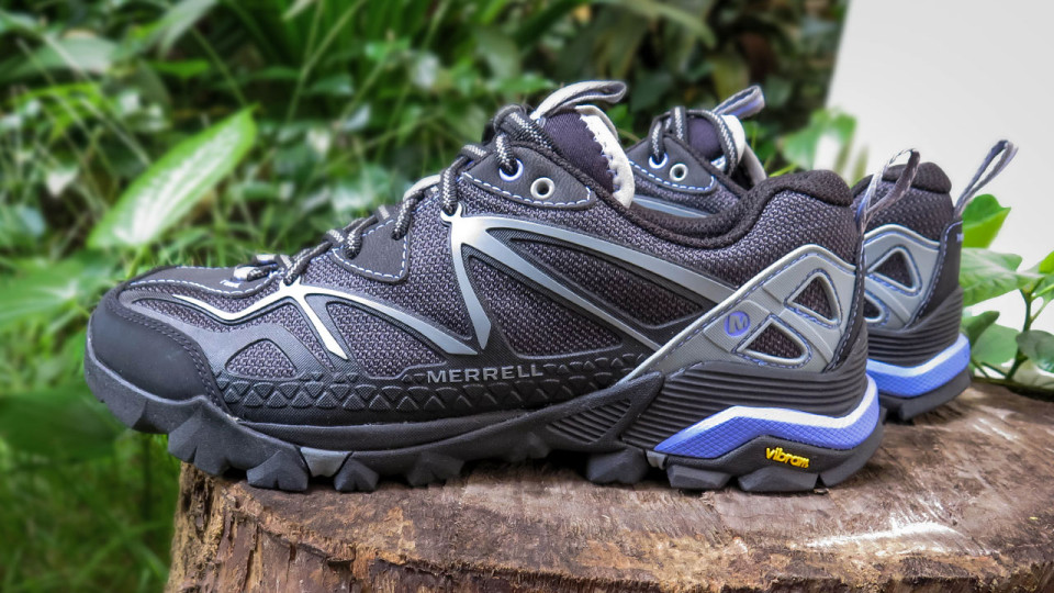 If You're a Trail Blazing Woman, Take a Peek at Merrell Capra Sport Shoes