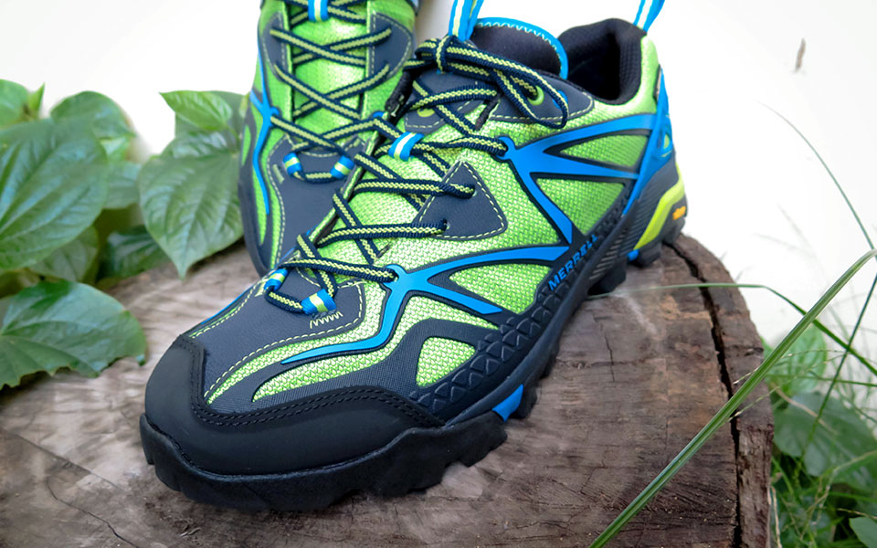 Men Eager to Trail Blaze Should Consider Capra Sport Gore-Tex Athletic Shoes!
