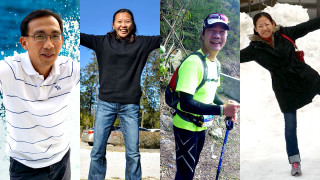 Team Beer-Lin Strives to Shine at the ASICS City Relay, No Suds About It!