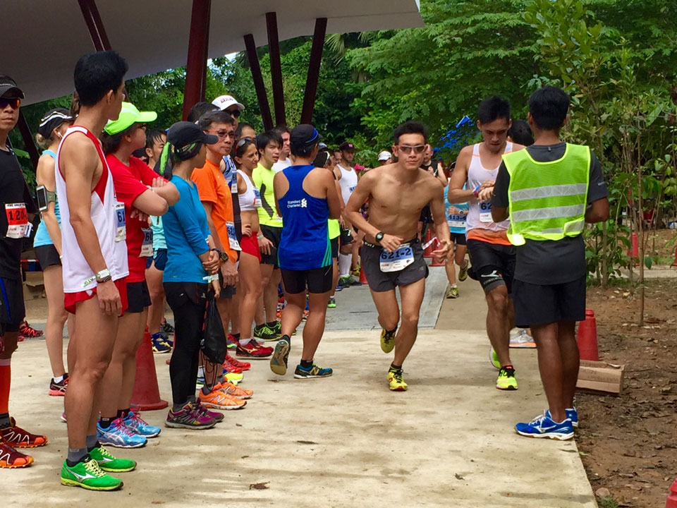 The Great Relay Singapore 2015 - First Of It's Kind!