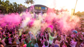 The Happiest 5k on the Planet is back in Singapore!