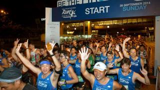 The Straits Times Run at the Hub