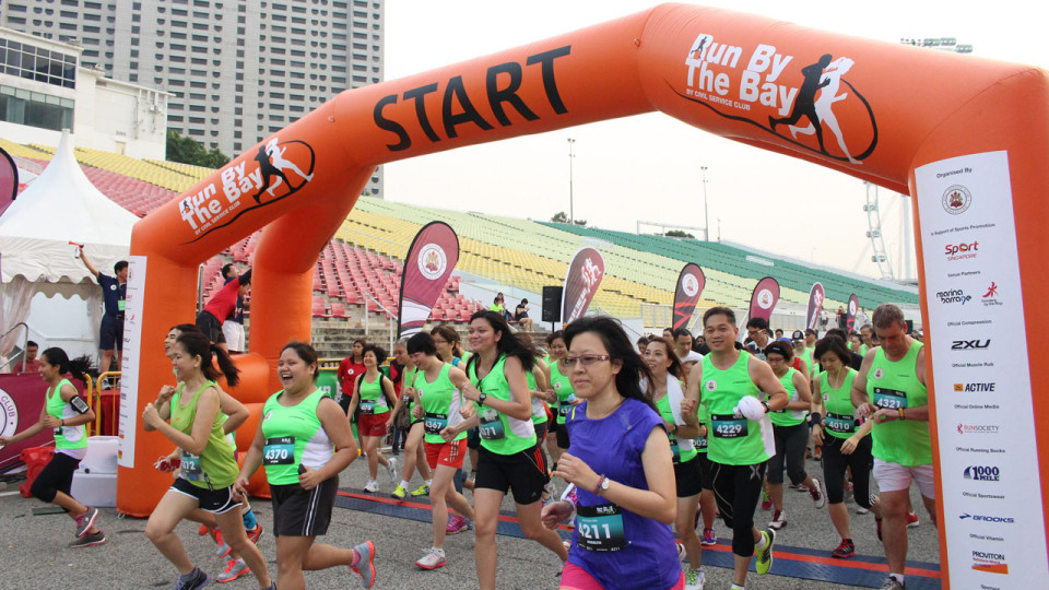 This Year's CSC Run by the Bay 2015 Won't be the Same Without You!