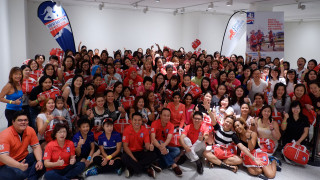The Great Eastern Women's Run 2015: Welcome Session for #RuntoLiveGreat Participants