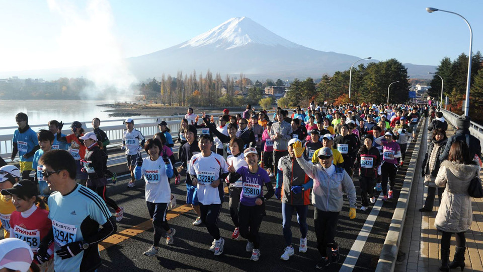 Mt. Fuji Marathon: The Epic Scenic Course Everyone's Talking About