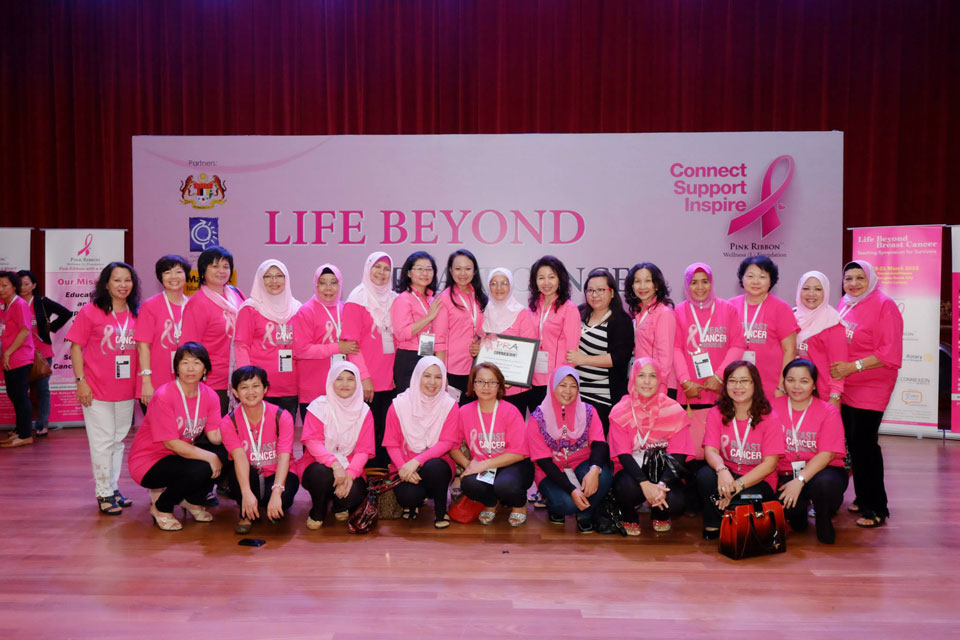 Pink Wig-A-Thon: Heading Cancer Survivors Towards A Better Life