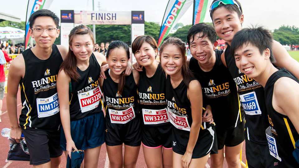 RunNUS 2015: Celebrate SG50 and NUS110 with Exciting New Race Challenges!