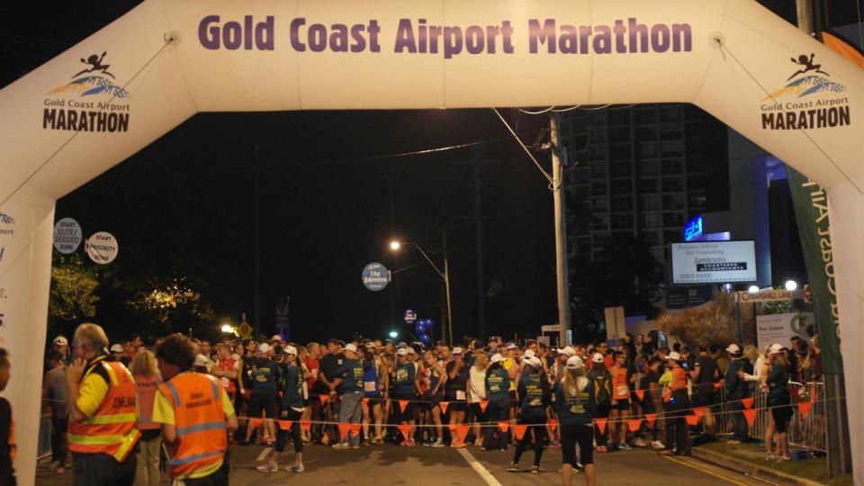 37th Gold Coast Airport Marathon 2015