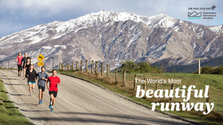 The Air New Zealand Queenstown International Marathon 2015: Win a Trip to The World's Most Beautiful Runway