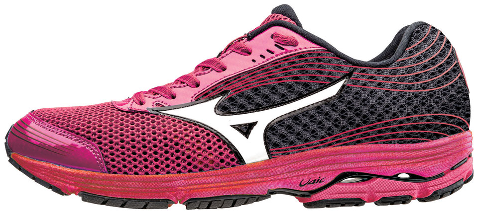 Mizuno Wave Sayonara 3: Made for Speed on Race Day and Everyday