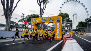 Tom and Jerry Fun Run Singapore Aftermath: A Great Family Affair