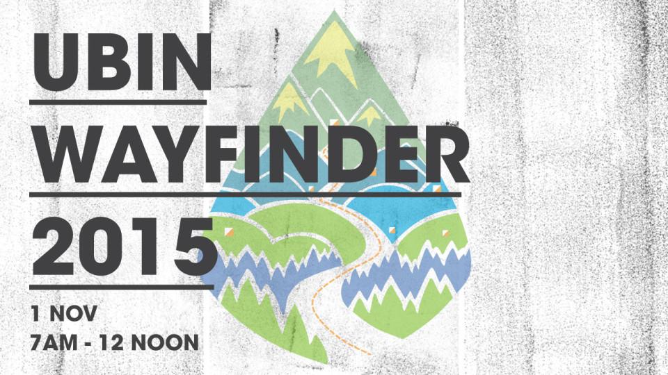 Ubin Wayfinder 2015