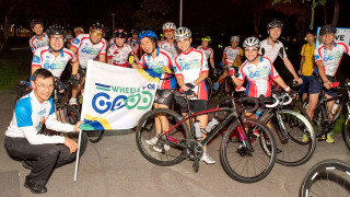 Wheels for GOOD: Pedalling Forward, A Step At A Time