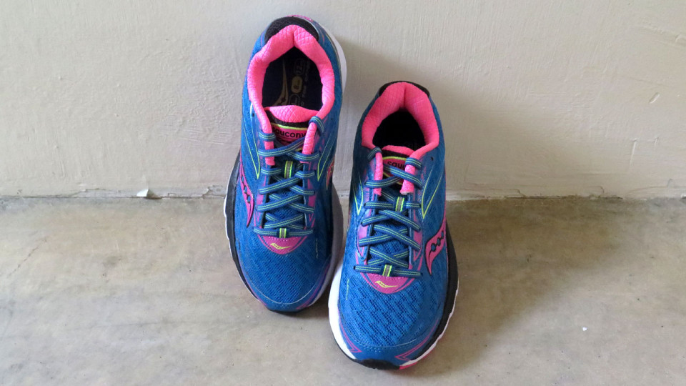Why Eight Might Be Great if the New Saucony Women Rides Fit