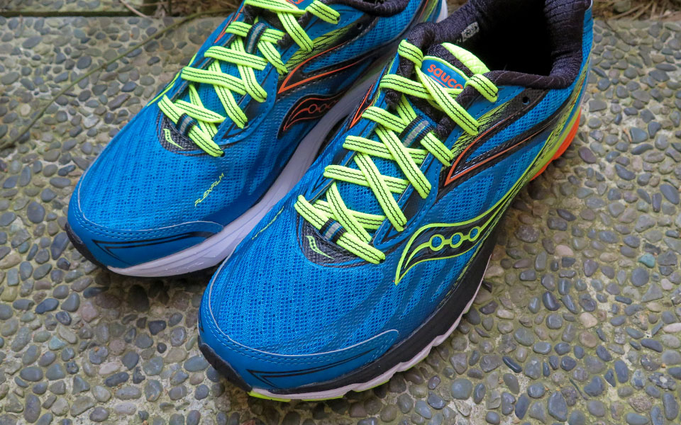Why Men Give the Saucony Ride 8 Two Toes Up for Fit and Comfort!