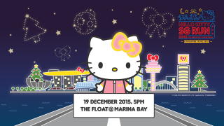 Hello Kitty SG Run 2015