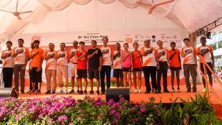 7,000 Race Against Racism at the Orange Ribbon Run 2015