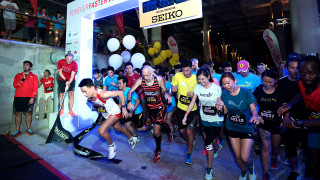 PUMA Night Run Singapore 2015: A Star-Studded Run Under The Stars