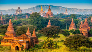 Bagan Temple Marathon 2015: Unveil 2000 Wonders While Running in Myanmar