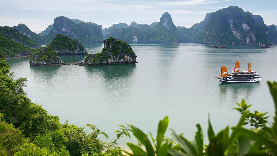 Halong Bay Half Marathon: Running Amidst the Dragons