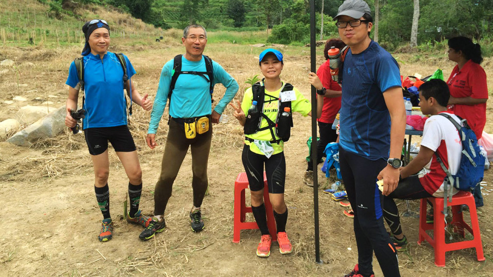 Nuang Jungle Marathon 2015: Racing Against Time & Self
